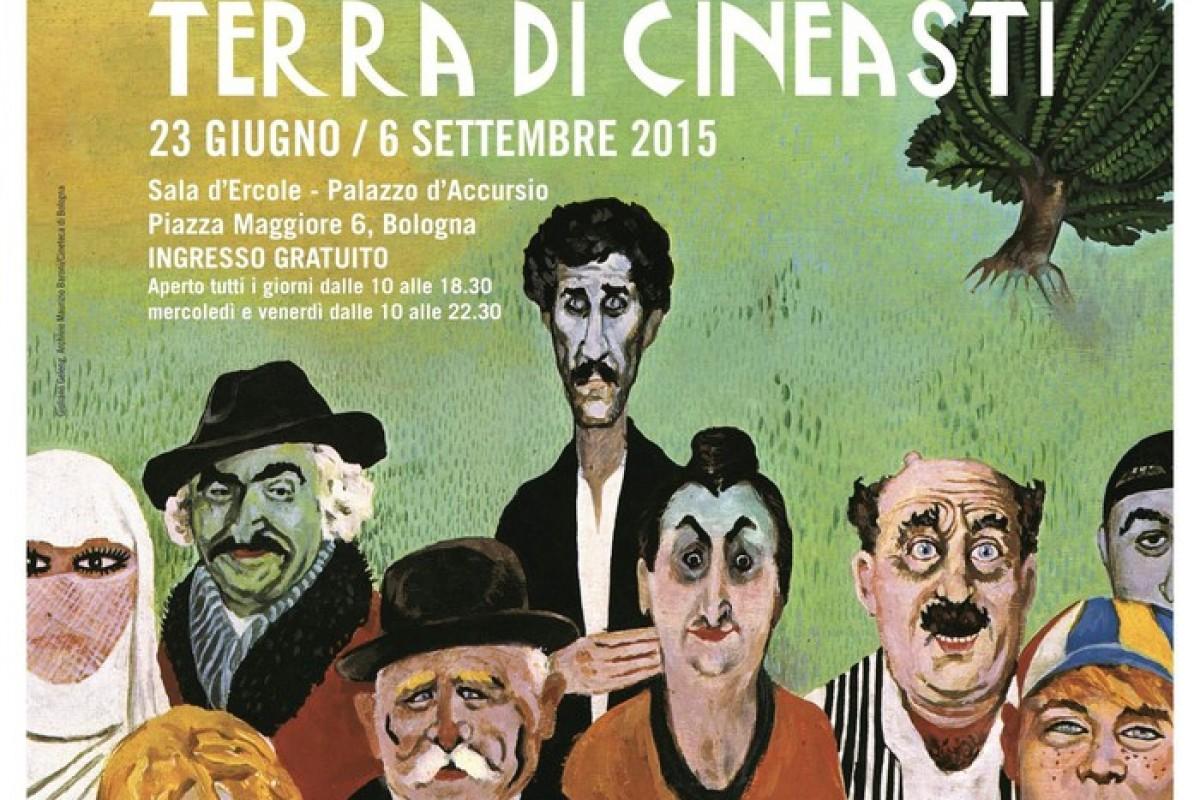 """Emilia-Romagna terra di cineasti"": i grandi del cinema in mostra"