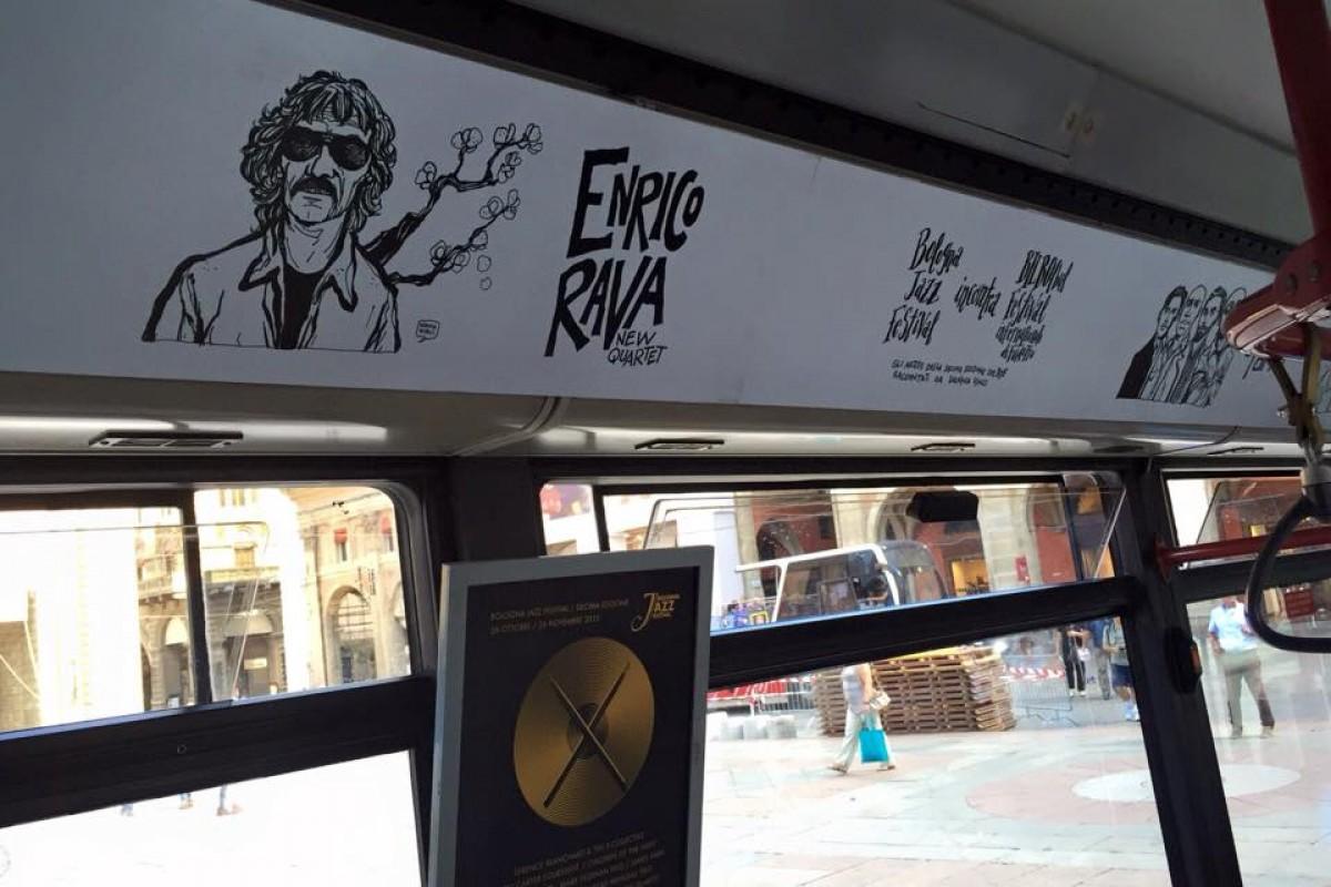 A Bologna sono arrivati gli autobus del jazz