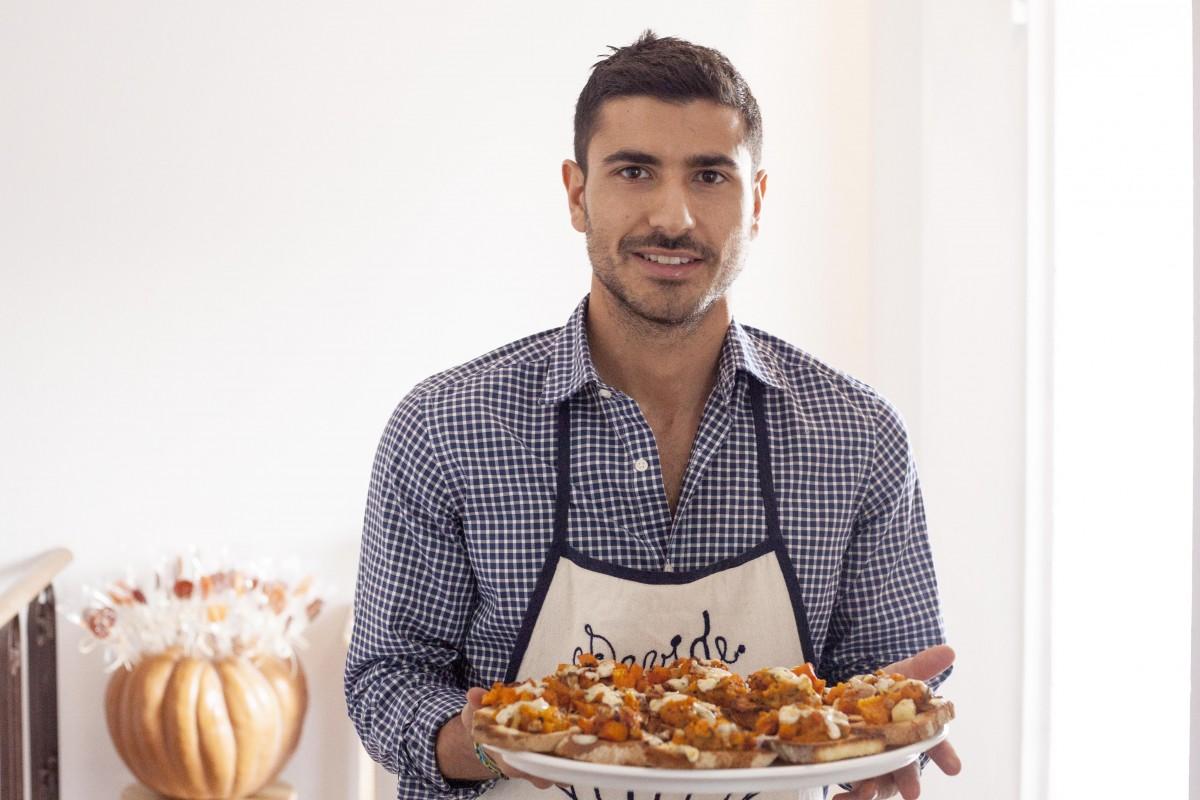 Davide Campagna: dentista di professione, chef per passione