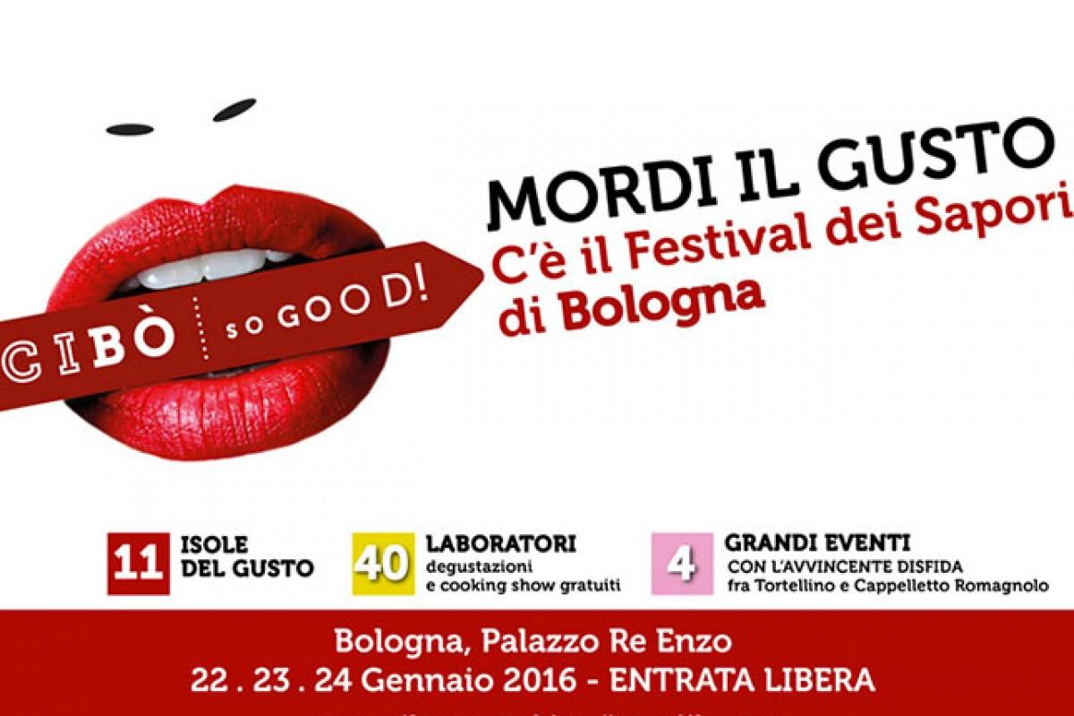 Cibò so Good, il Festival dei Sapori di Bologna