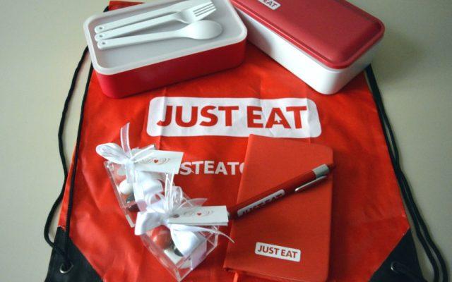Just Eat e la Lunch Box delle meraviglie