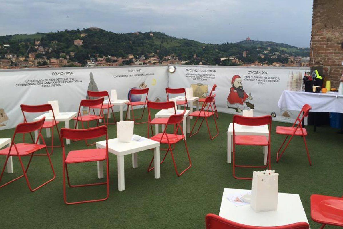 Bologna dall'alto: l'ultimo anno degli Aperitivi in Terrazza