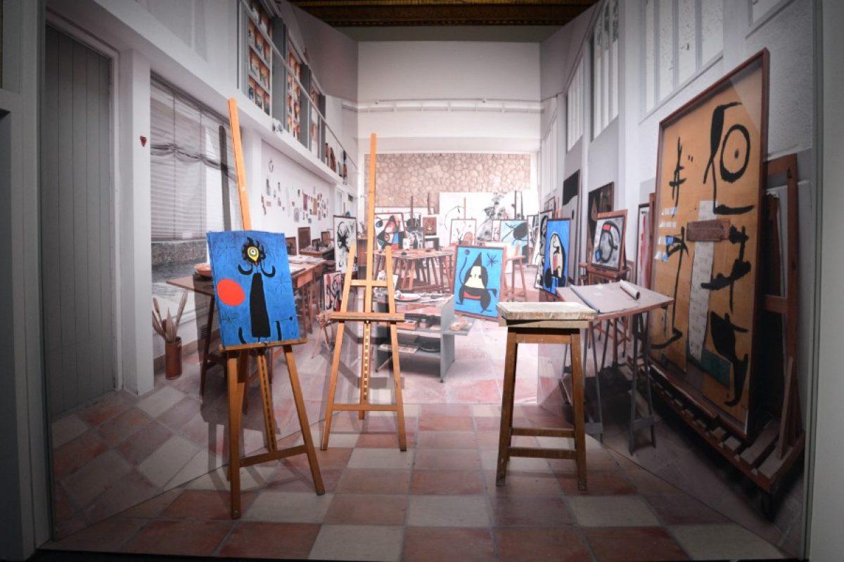 Miró e la sua anima: a Bologna la mostra tra sogno e colore