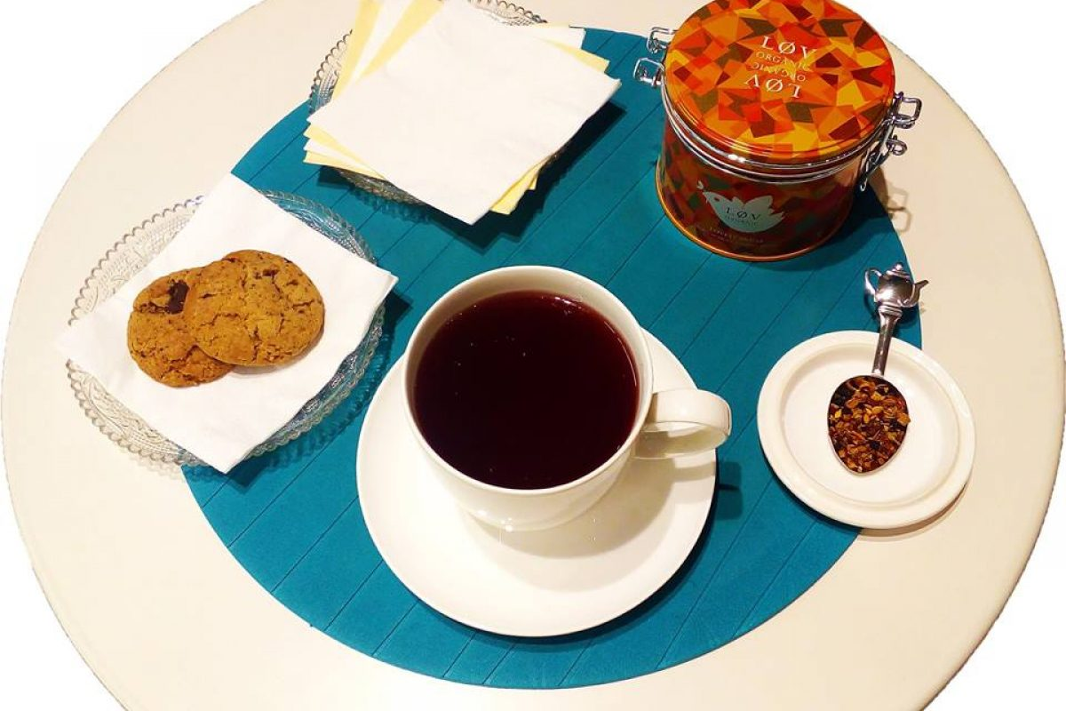 Il brunch delle feste tra tè, torte e shopping di Natale: è il Mondo di Eutèpia