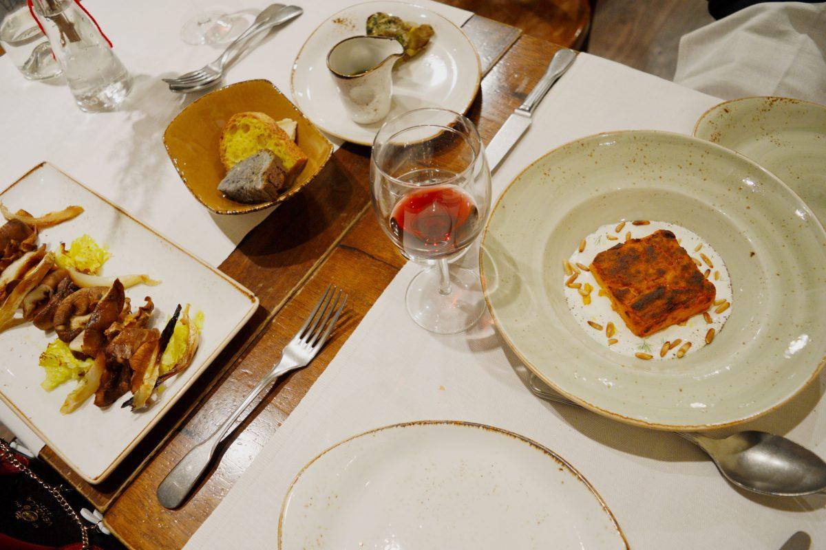 A Bologna l'osteria dal grande cuore: Il Rovescio