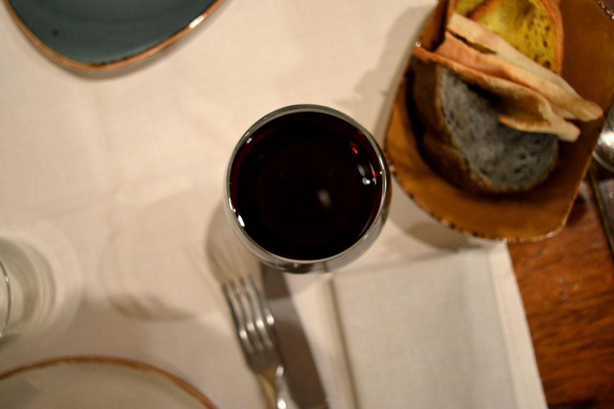 Degustazione gratuita di vini bio all'Osteria Il Rovescio