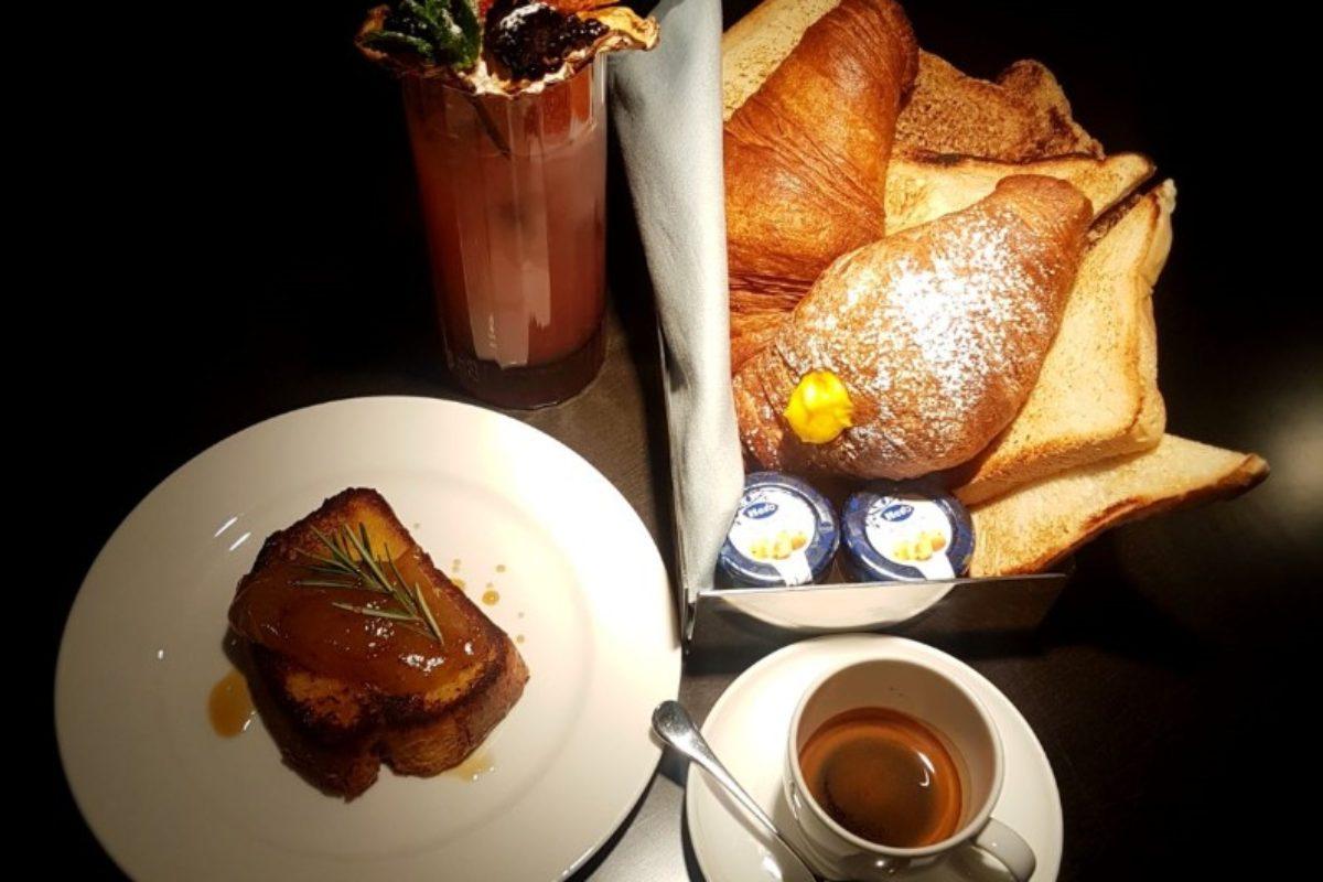 Di brunch eccezionali all'Emporio Armani Caffè e Ristorante