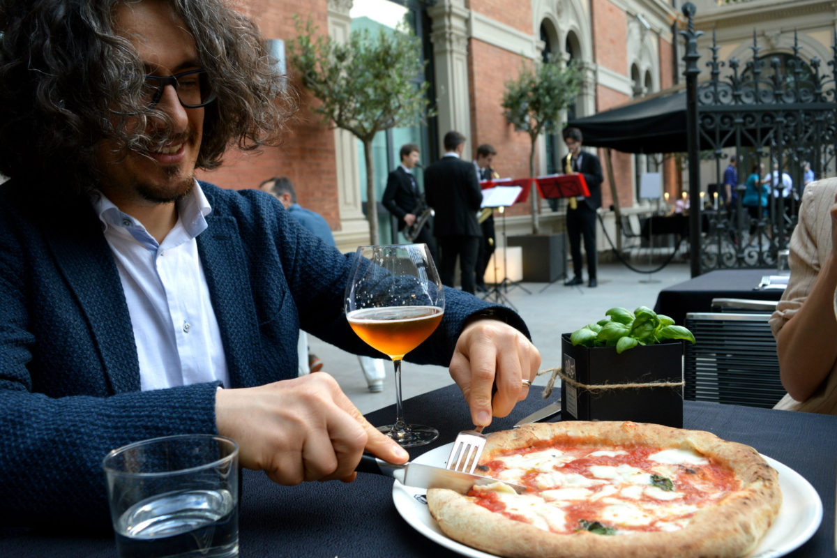 Che estate meravigliosa a Bologna: pizza in terrazza alla Pizzeria ...