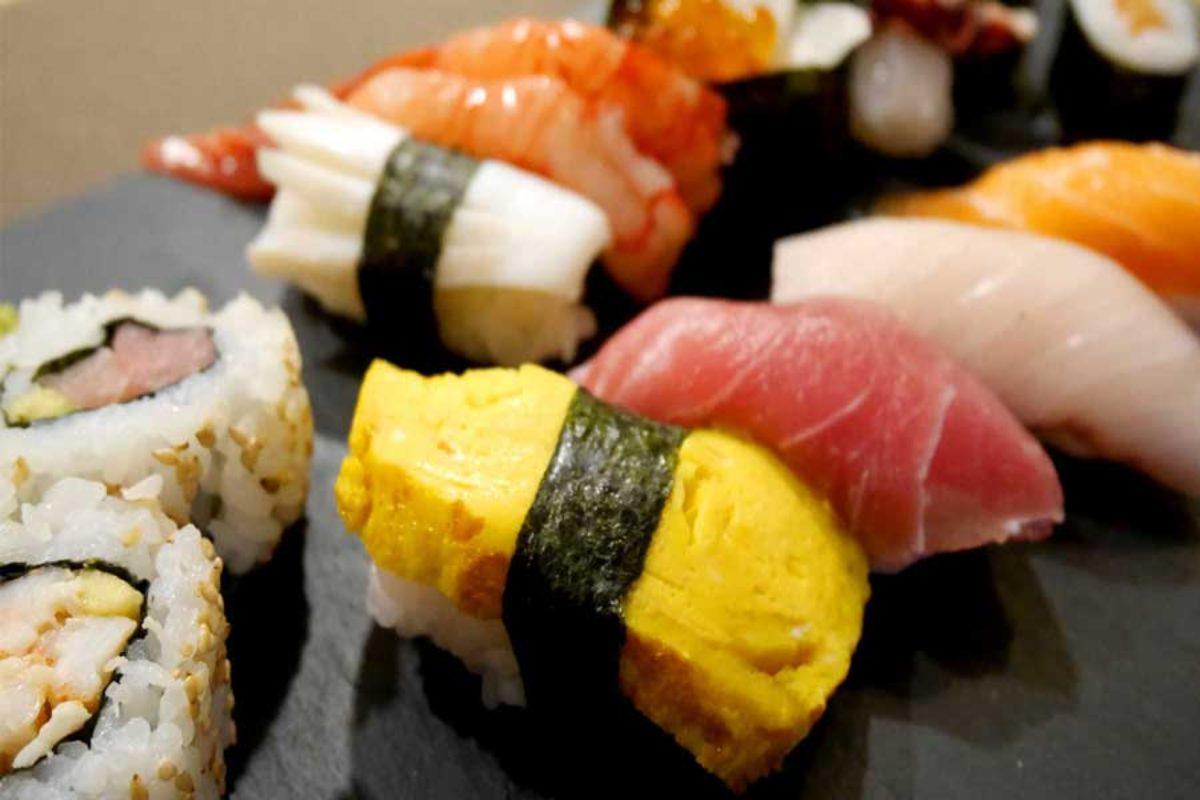 A Bologna arriva la Sushi Night