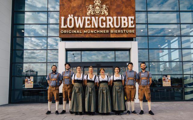 La birreria bavarese Löwengrube è arrivata a Bologna