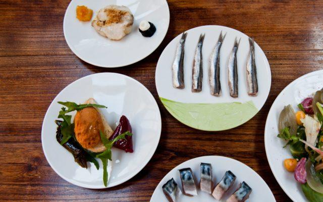 Un aperitivo, una cena degustazione e i #PesciDiversi in un libro
