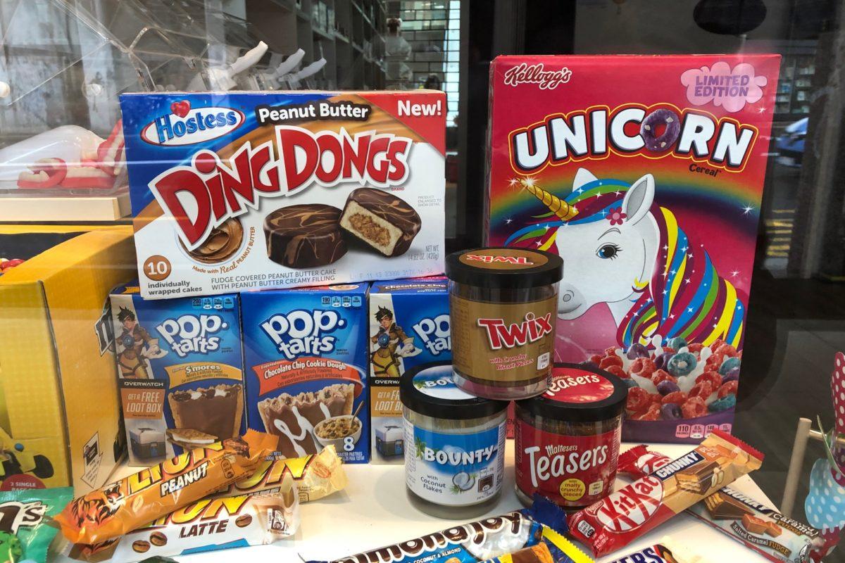 Abbiamo scoperto American Love Minimarket, il paradiso degli snack americani a Bologna