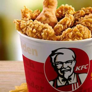 KFC a Bologna: il celebre pollo fritto arriva sotto le Due Torri