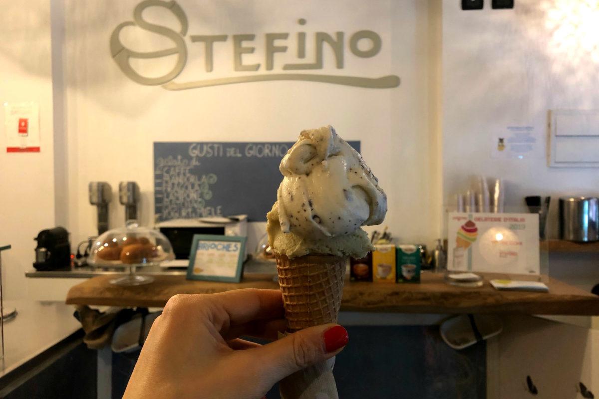 Stefino a Bologna, ecco perché è un gelato straordinario