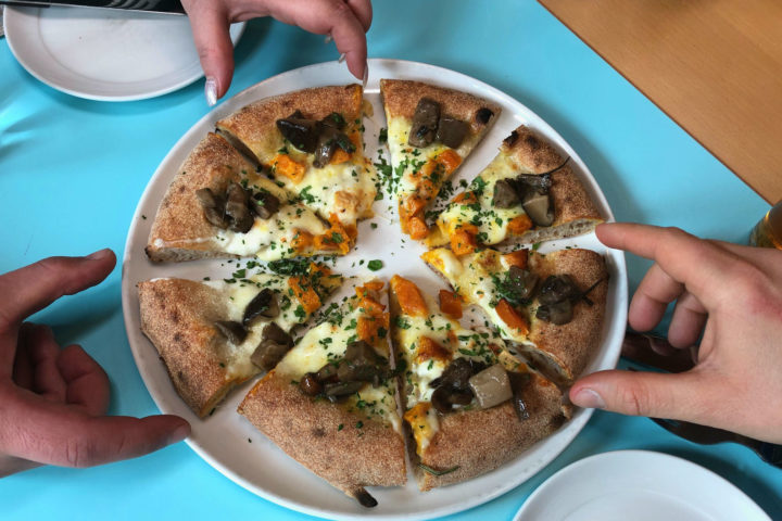 Berberè e la sua pizza strepitosa anche in estate: ecco perché