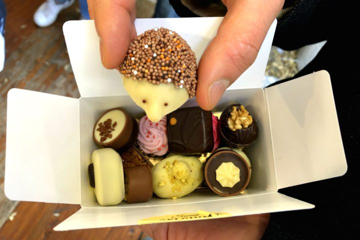 Cioccoshow, a Bologna sta tornando la fiera del cioccolato