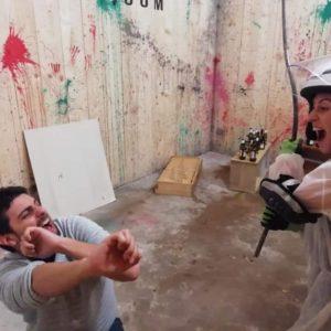 Ora possiamo dirlo: la Rage Room di Bologna è davvero unica