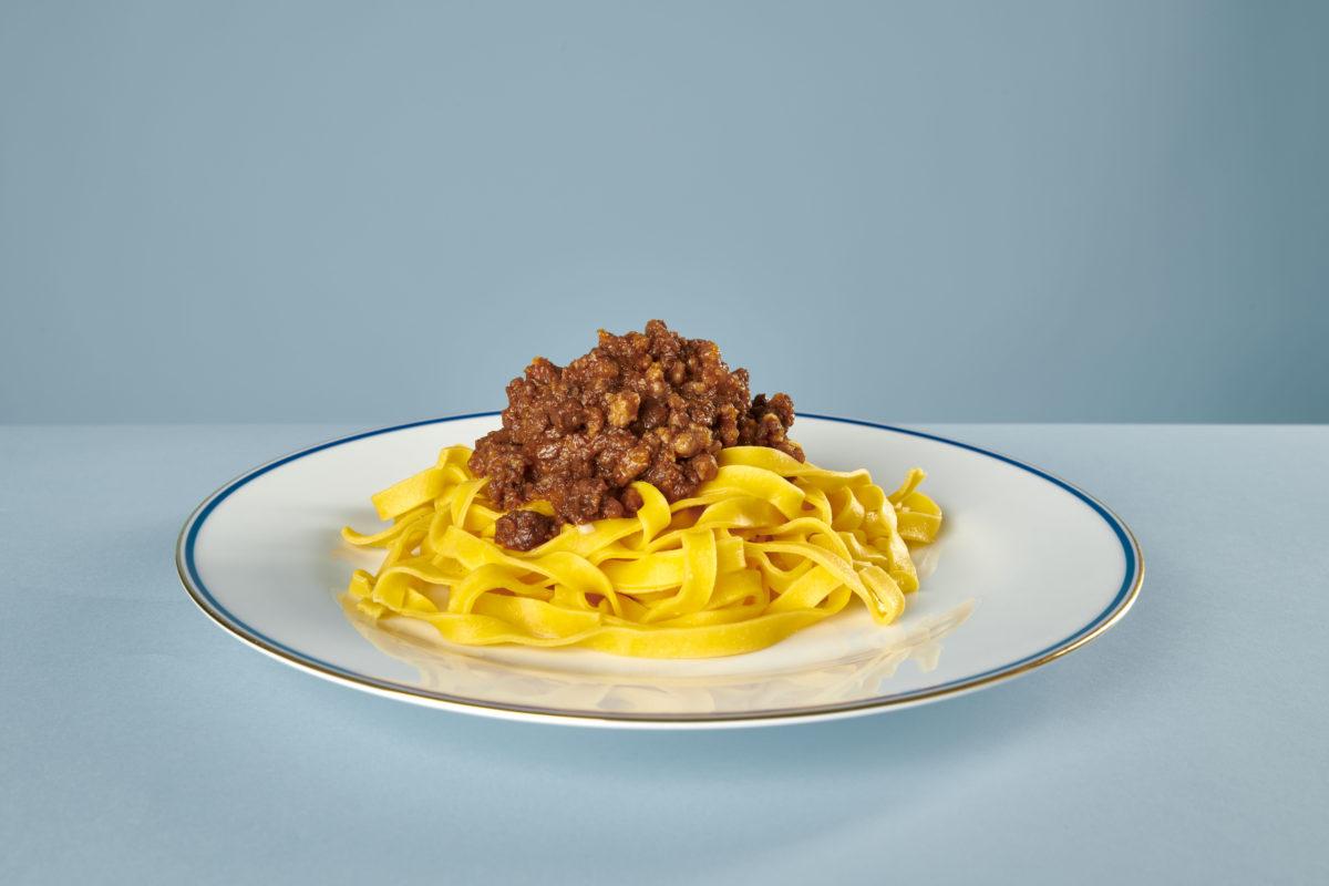 All'Aeroporto di Bologna la tagliatella al ragù dello chef Max Poggi
