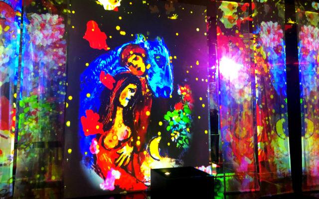 Chagall. Sogno e Magia: qui dove tutto è possibile