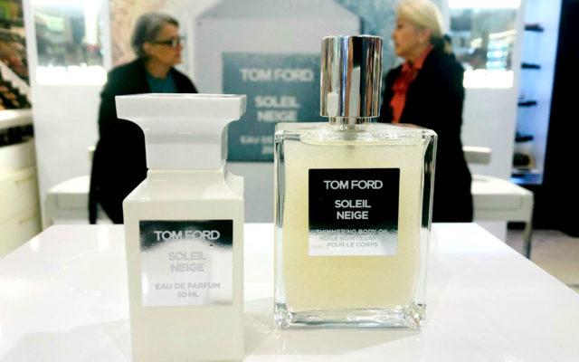Tom Ford Soleil Neige, l'evento esclusivo a Bologna