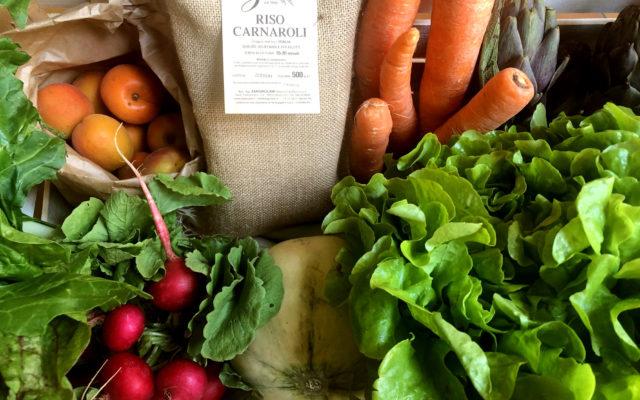 Frutta e verdura comodamente a casa: Floema ci ha fatto una sorpresa