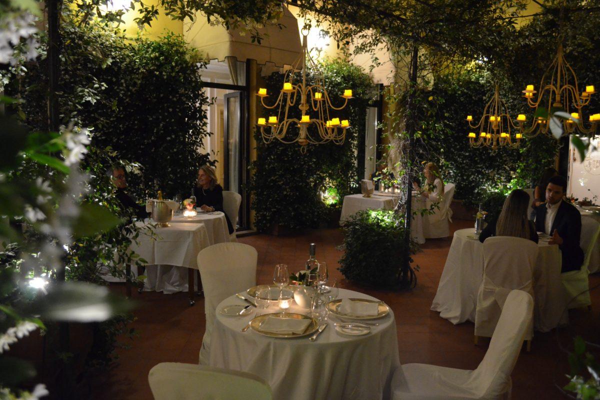 Moonrise Fine Dining, il ristorante del Majestic sotto le stelle