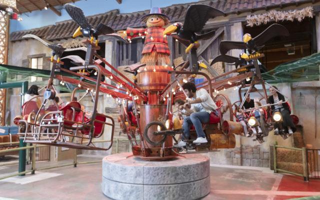 Riapre Luna Farm, il luna park di FICO Eataly World: tutte le novità
