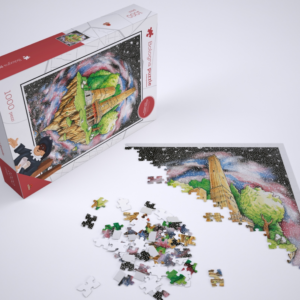 Con un puzzle di Bologna possiamo aiutare il Sant'Orsola