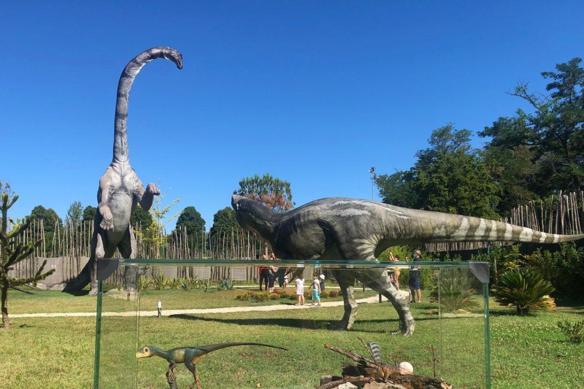 A Bologna abbiamo incontrato i Dinosauri in Carne e Ossa