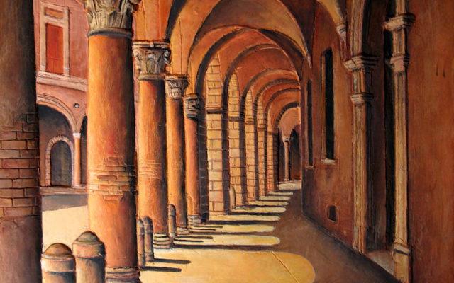 I portici di Bologna così non li avete mai visti