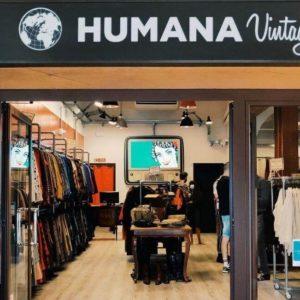 Humana Vintage è arrivato a Bologna