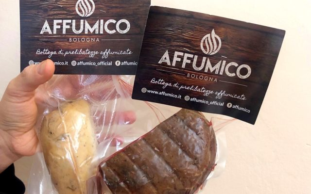 Affumico, a Bologna la prima affumicatoria in stile italiano