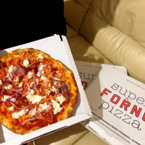 Super Forno Pizza: a Bologna una super pizza da provare