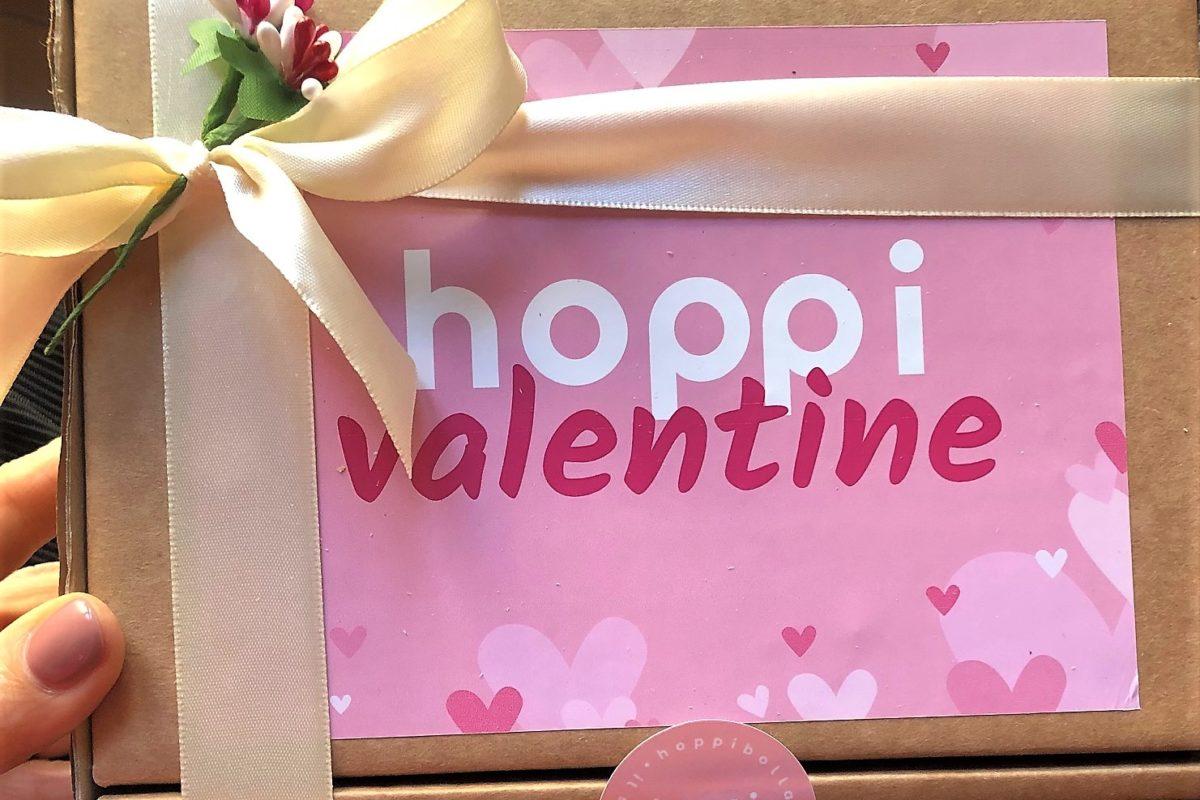 Siate originali a San Valentino: regalate il kit di Hoppibolla