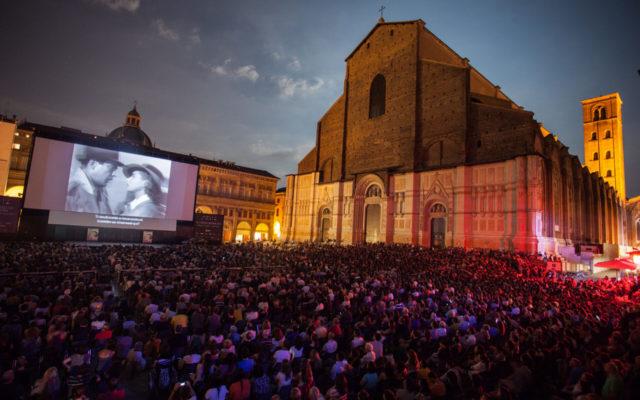 Torna il cinema in Piazza Maggiore, il più bello al mondo