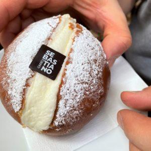 Croissant, macarons, maritozzi: che colazione da Sebastiano Caridi