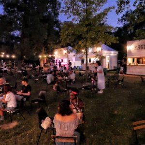 Belvedere Gardens Village: ma che splendida estate a Bologna!