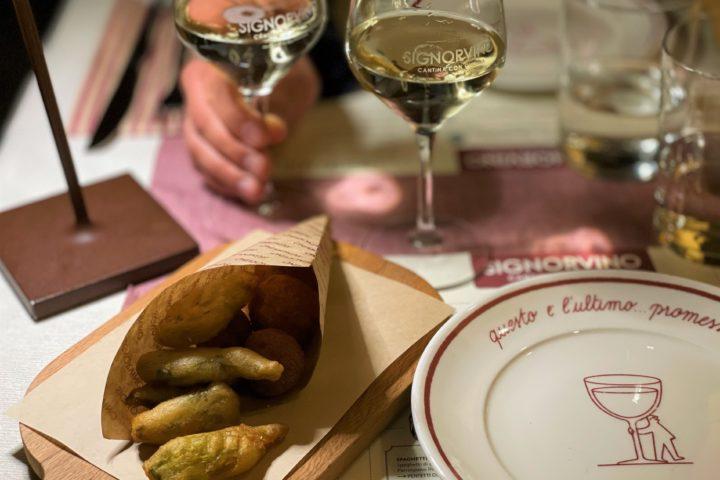Vino e cucina in Piazza Maggiore: ci vediamo da Signorvino