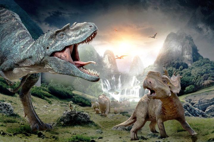 Un salto nel Giurassico: a Bologna arriva Jurassic Experience