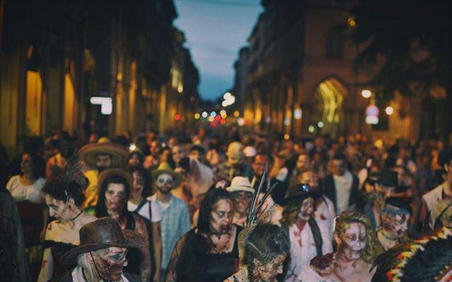Halloween a Bologna tra Zombie Walk e il Parco delle Zucche